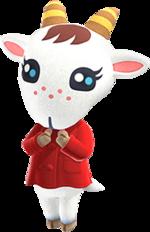 Artwork of Chevre the Goat