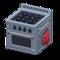 Gas Range (Silver) NH Icon.png