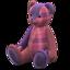 Giant Teddy Bear (Tweed - None)