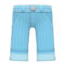Hickory-Stripe Pants (Light Blue) NH Icon.png