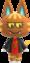 Character art of Katt