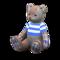Mama Bear (Tweed - Blue Stripes) NH Icon.png
