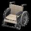 Wheelchair (Beige)
