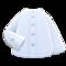 Collarless Shirt (White) NH Icon.png