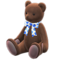 Giant Teddy Bear (Choco - Giant Dots) NH Icon.png