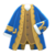 Noble Coat (Blue) NH Icon.png