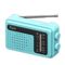 Portable Radio (Light Blue) NH Icon.png
