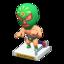 Throwback Wrestling Figure