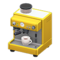 Espresso Maker (Yellow) NH Icon.png