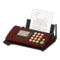 Fax Machine (Brown - Document) NH Icon.png