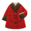 Gown Coat (Red) NH Icon.png