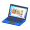 Laptop (Blue - Web Browsing) NH Icon.png