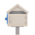White Wooden Mailbox NH Icon.png