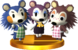 Able Sisters SSB4 Trophy (3DS).png