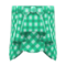 Draped Skirt (Green) NH Icon.png