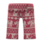 Elephant-Print Pants (Red) NH Icon.png