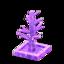 Frozen Tree (Ice Purple)