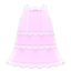 Lacy Dress (Pink) NH Icon.png