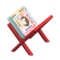 Magazine Rack (Red - Weekly News) NH Icon.png
