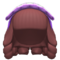 Gothic Headdress (Purple) NH Icon.png