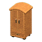 Rattan Wardrobe (Reddish Brown) NH Icon.png