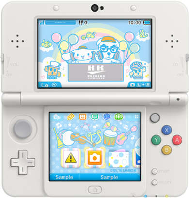 3DS Theme - Cinnamoroll and K.K..png