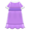 Nightgown (Purple) NH Icon.png