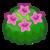 Pink-Azalea Bush NH Inv Icon.png