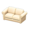 Double Sofa (White) NH Icon.png