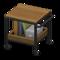 Ironwood Cart (Walnut) NH Icon.png