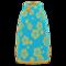 Sleeveless Silk Dress (Light Blue) NH Icon.png