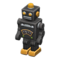 Tin Robot (Black) NH Icon.png