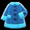 Animal-Print Coat (Blue) NH Icon.png