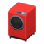 Deluxe Washer (Red)