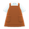 Apron (Brown) NH Icon.png