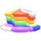 Balloon Hat (Rainbow) NH Icon.png