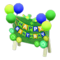 Birthday Sign (Green) NH Icon.png
