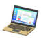 Laptop (Gold - Calculations) NH Icon.png