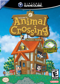 North American game cover