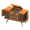 Retro Stereo (Brown) NH Icon.png