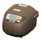 Rice Cooker (Brown) NH Icon.png