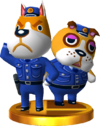 Copper & Booker SSB4 Trophy (3DS).png