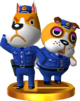 Copper & Booker SSB4 Trophy (3DS).png