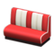 Diner Sofa (Red) NH Icon.png
