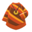 Poncho-Style Sweater (Orange) NH Icon.png