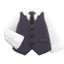 Waistcoat (Black) NH Icon.png