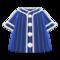 Baseball Shirt (Navy Blue) NH Icon.png