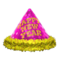 New Year's Hat (Pink) NH Icon.png