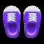 Rubber-Toe Sneakers