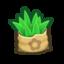 Clump of Weeds